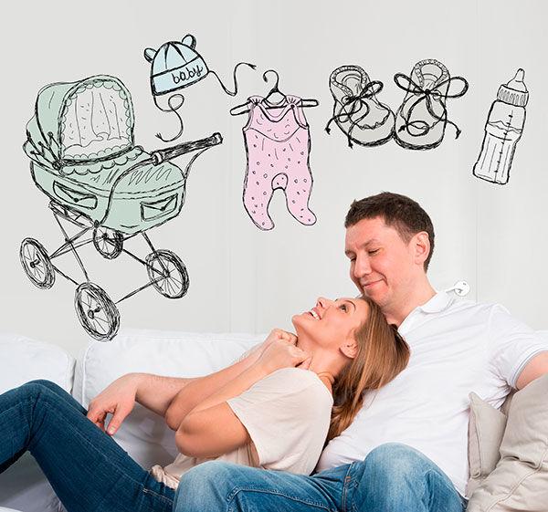 Пусть мужчина тоже планирует зачатие