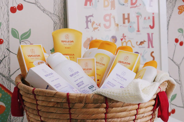 Секреты правильного ухода за кожей малыша